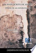 El manuscrito de Andro. Diario de un extraterrestre