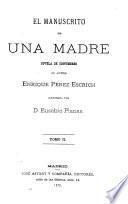 El manuscrito de una madre