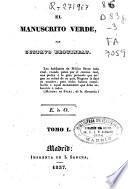 El manuscrito verde
