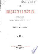 El Marqués de la Ensenada