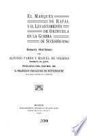 El Marqués de Rafal y el levantamiento de Orihuela en la Guerra de Sucesión (1706)