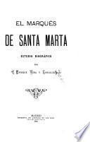 El marqués de Santa Marta
