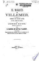 El marqués de Villemer