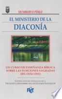 El ministerio de la diaconía