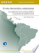 El mito democrático costarricense