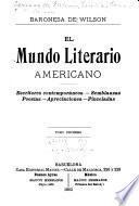 El mundo literario americano