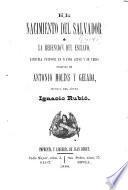 El nacimiento del Salvador