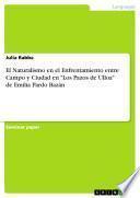 El Naturalismo en el Enfrentamiento entre Campo y Ciudad en Los Pazos de Ulloa de Emilia Pardo Bazán