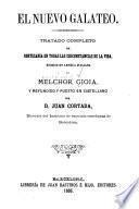 El Nuevo Galateo di Melchiorre Gioja