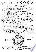 El Orinoco ilustrado