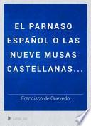 El Parnaso español; ó, Las nueve musas castellanas
