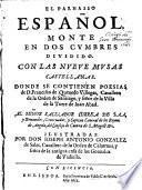 El parnasso español