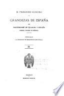 El pelegrino curioso y grandezas de España