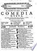 El peligro en mar y tierra. Comedia nueva [in three acts and in verse].