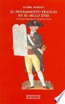 El pensamiento francés en el siglo XVIII