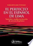 El perfecto en el español de Lima