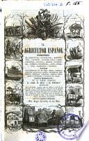 El periódico de agricultura ... horticultura, ganaderia ...