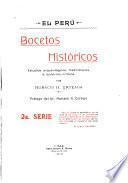 El Perú, bocetos históricos