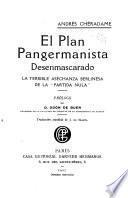 El plan pangermanista desenmascarado