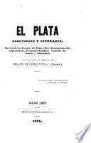 El Plata científico y literario
