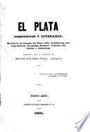 El Plata Cientifico y Literario