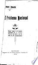 El problema nacional ...