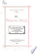 El problema social ...