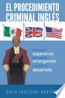 El procedimiento criminal ingls