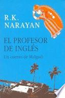 El profesor de inglés