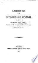 El protestantismo inglés y los revolucionarios españoles