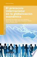 El protocolo internacional en la globalización económica
