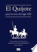 El Quijote para lectores del siglo XXI