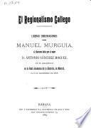 El regionalismo gallego