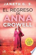 El regreso de Anna Crowell