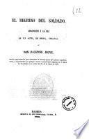 El regreso del soldado aproposito a la paz en un acto, en prosa original de don Faustino Jouve
