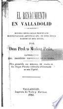El renacimiento en Valladolid