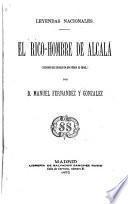 El rico-hombre de Alcalá