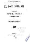 El robo Brilanti