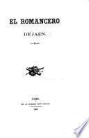 El romancero de Jaen