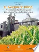 El salvado de arroz: procesos de estabilización y usos potenciales en la industria colombiana