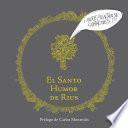 El santo humor de Rius (Colección Rius)