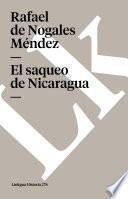 El saqueo de Nicaragua