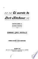 El secreto de Lord Kitchener