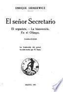 El señor secretario