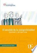 El sentido de la competitividad