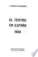 El Teatro en España