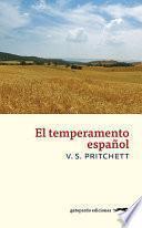 El temperamento español