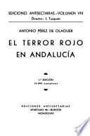 El terror rojo en Andalucía