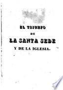 El Triunfo de la Santa Sede y de la Iglesia