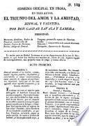 El Triunfo del amor y la amistad, Jenwal y Faustina